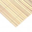 Gard artificial, model bambus, galben, 150 x 300 cm