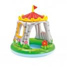 Piscina gonflabila Intex Castle Baby 57122NP pentru copii 122 x 122 cm