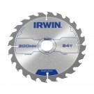 Disc circular, pentru lemn, Irwin, 200 x 30 mm