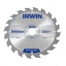 Disc circular, pentru lemn, Irwin, 210 x 30 mm
