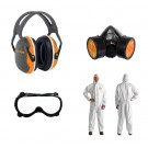 Kit Ruris pentru protectie la utilizarea atomizorului