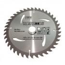 Disc circular cu widia, pentru lemn si PAL, Lumytools LT08761, 115 x 22 mm