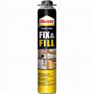 Spuma poliuretanica, aplicare cu pistol, Moment Fix & Fill, 700 ml