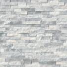 Piatra naturala decorativa Modulo Natimur White Shadow, interior / exterior, 0.468 mp