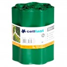 Separator gazon Cell Fast 20cmx9m verde inchis