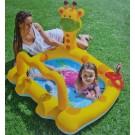 Piscina gonflabila Intex Baby Pool 57105NP pentru copii 112 x 91 x 72 cm