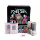 Set poker texas 100 + 2 perechi de carti