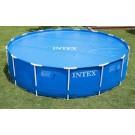 Prelata piscina Intex Easy 29024, PVC, D 488 cm