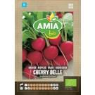 Seminte legume bio Amia, ridiche Cherry Belle