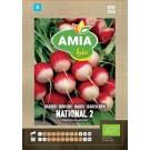 Seminte legume bio Amia, ridiche National 2