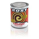 Grund pentru metal Rost, interior / exterior, gri, 0.7 L