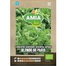 Seminte legume bio Amia, salata batavia Blonde de Paris