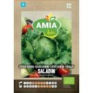 Seminte legume bio Amia, salata iceberg Saladin