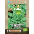 Seminte legume bio Amia, spanac Matador