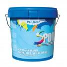 Vopsea lavabila interior Spor antimucegai alb 8.5L