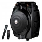 Boxa portabila activa Akai SS022A-X6, 30 W RMS, Bluetooth, USB, SD card reader, negru