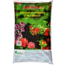 Substrat muscate si flori balcon Bioflor 20 l