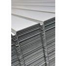 Tabla zincata cutata 0,4X880X2000 H12