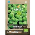 Seminte legume bio Amia, varza de Bruxelles Groninger