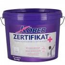 Vopsea lavabila interior, Zertifikat Plus, alba, 8.5 L