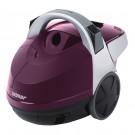 Aspirator Zelmer ZVC722SP, cu filtrare prin apa, cu sac, 4 l, 1600 W, filtru HEPA, neutralizator spuma, violet