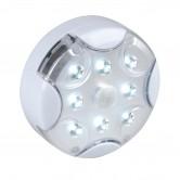 Lampa de veghe LED cu senzor miscare Unitec 41648