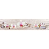 Panou decorativ bucatarie Splashback, compozit, luminescent, SPB 023, 900 x 600 x 5 mm