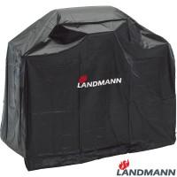 Husa protectie gratar Landmann, PVC, 120 x 103 x 50 cm