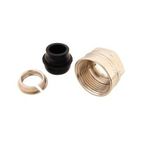 Conector pentru teava cupru, D 15 mm, 1627615
