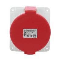 Priza industriala incastrata Schneider Electric PKF32F435, 5P 32A 380V