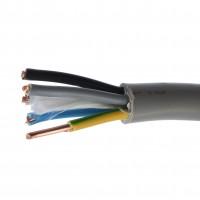 Cablu electric CYY-F 5 x 6 mmp, cupru