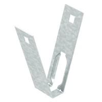 Brida fixare plafon trapez 6357506, otel, 100 x 116 mm