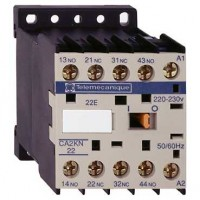 Contactor auxiliar 24V 50/60H CA2KN31B7