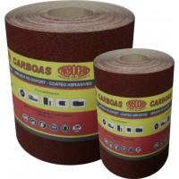 Rola panza abraziva pentru lemn, metale, constructii, Carbochim PES861K, granulatie 100, rola 10 m x 120 mm