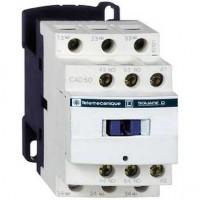 Contactor auxiliar 48V CC CAD50ED