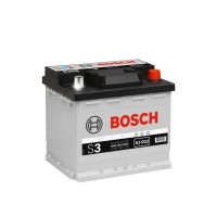 Baterie auto Bosch S3 002 12 V, 45 Ah, 400 A, 20.7 x 17.5 x 19 cm