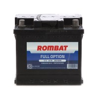 Baterie auto Rombat Full Option 12 V, 44 Ah, 390 A, 20.7 x 17.5 x 15.3 cm
