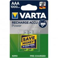 Acumulator Varta Accu Power 5703, R3 ( AAA ), 1.2V, 1000 mAh, 2 buc