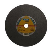Disc debitare inox si otel, Klingspor A 36 R Supra, 230 x 22.23 x 2 mm