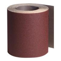 Rola panza abraziva pentru lemn, metale, constructii, Klingspor KL 382 J, granulatie 120, rola 50 m x 100 mm
