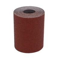 Rola panza abraziva pentru lemn, metale, constructii, Klingspor KL 382 J, granulatie 40, rola 5 m x 120 mm