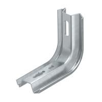Consola pentru jgheab FS 6364101, otel, 145 mm