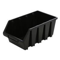 Cutie pentru depozitare, Patrol Ergobox 4, negru, 340 x 204 x 155 mm