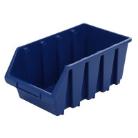 Cutie pentru depozitare, Patrol Ergobox 4, albastru, 340 x 204 x 155 mm