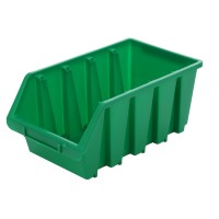 Cutie pentru depozitare, Patrol Ergobox 4, verde, 340 x 204 x 155 mm