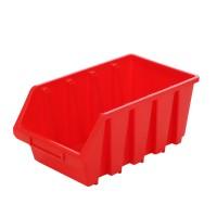 Cutie pentru depozitare, Patrol Ergobox 4, rosu, 340 x 204 x 155 mm