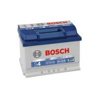 Baterie auto Bosch S4 004 12 V, 60 Ah, 540 A, 24.2 x 17.5 x 17.5 cm