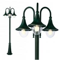 Stalp de iluminat ornamental Varese 9794, 3 x E27, 220 cm