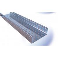 Jgheab metalic 12-303, otel galvanizat, 0.75 x 35 x 200 mm