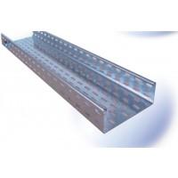 Jgheab metalic 12-601, otel galvanizat, 0.75 x 60 x 100 mm